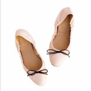 J. Crew Emma Bow Ballet Flats Size 8.5